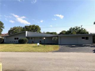 6828 SW 14th St, Pembroke Pines, FL 33023 (MLS #A10245382) :: Green Realty Properties