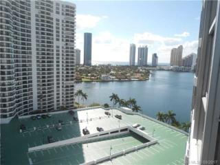 3600 Mystic Pointe Dr #1712, Aventura, FL 33180 (MLS #A10245872) :: Green Realty Properties