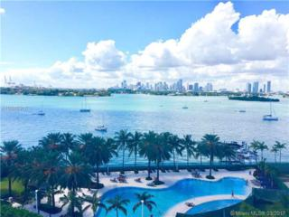 1500 Bay Rd 914S, Miami Beach, FL 33139 (MLS #A10245916) :: The Riley Smith Group