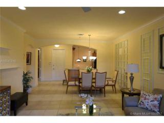 3020 NW 125th Ave #217, Sunrise, FL 33323 (MLS #A10247216) :: Green Realty Properties