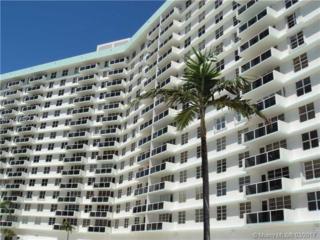 3725 S Ocean Drive Ph 19, Hollywood, FL 33019 (MLS #A10247422) :: Green Realty Properties