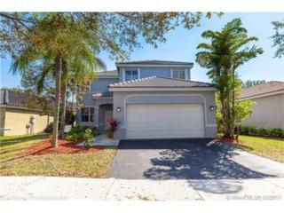 1567 Banyan Way, Weston, FL 33327 (MLS #A10247462) :: Green Realty Properties