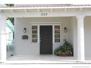 1029 SW 10th Ave, Miami, FL 33130 (MLS #A10247552) :: The Riley Smith Group