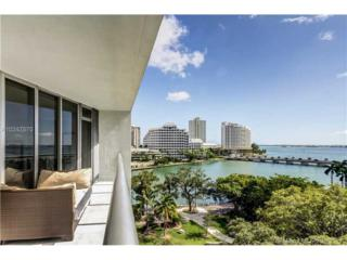 495 Brickell Ave #809, Miami, FL 33131 (MLS #A10247570) :: The Riley Smith Group