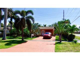 1000 NE 8th St, Hallandale, FL 33009 (MLS #A10247795) :: Green Realty Properties