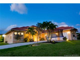 1640 NW 114th Ave, Plantation, FL 33323 (MLS #A10247829) :: Green Realty Properties