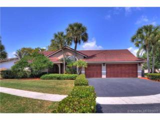 16900 SW 5th St, Weston, FL 33326 (MLS #A10248116) :: Green Realty Properties