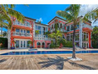 3 Harbor Pt, Key Biscayne, FL 33149 (MLS #A10257435) :: The Riley Smith Group