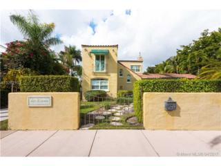 4722 Alhambra Cir, Coral Gables, FL 33146 (MLS #A10262103) :: The Riley Smith Group