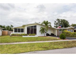 7441 Taylor St, Hollywood, FL 33024 (MLS #A10262367) :: Green Realty Properties