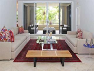 721 Crandon Blvd #207, Key Biscayne, FL 33149 (MLS #A10262408) :: The Riley Smith Group