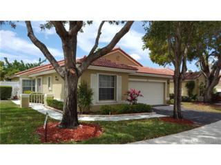 901 Garnet Circle, Weston, FL 33326 (MLS #A10263241) :: Green Realty Properties