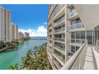 465 Brickell Ave #801, Miami, FL 33131 (MLS #A10264967) :: The Riley Smith Group