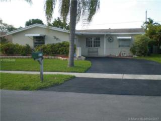 9331 NW 25th St, Sunrise, FL 33322 (MLS #A10265496) :: Green Realty Properties