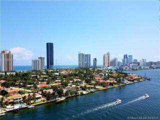 19195 Mystic Pointe Dr. #1707, Aventura, FL 33180 (MLS #A10265701) :: Green Realty Properties