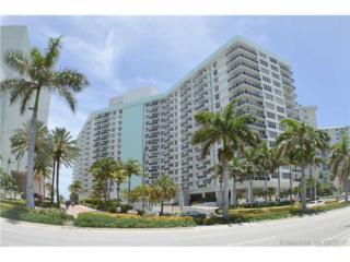 3725 S Ocean Dr #523, Hollywood, FL 33019 (MLS #A10282410) :: Castelli Real Estate Services
