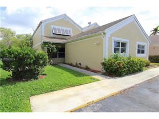 12387 NW 14th Ct #12387, Pembroke Pines, FL 33026 (MLS #A10282624) :: Castelli Real Estate Services