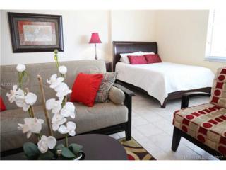 2501 S Ocean Dr #603, Hollywood, FL 33019 (MLS #A10284557) :: Green Realty Properties