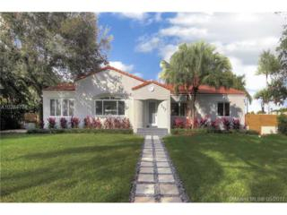 597 NE 93rd St, Miami Shores, FL 33138 (MLS #A10284708) :: Green Realty Properties