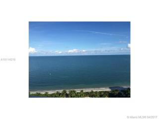 881 Ocean Dr 23G, Key Biscayne, FL 33149 (MLS #A10114210) :: The Riley Smith Group