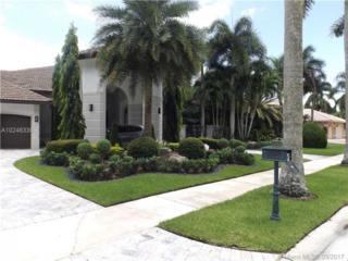 2482 Poinciana Ct, Weston, FL 33327 (MLS #A10246338) :: Green Realty Properties