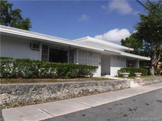 3200 Kirk St, Miami, FL 33133 (MLS #A10279038) :: The Riley Smith Group