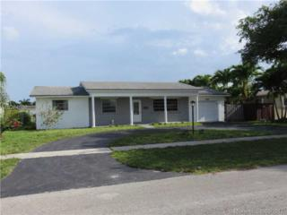 5312 Garfield St, Hollywood, FL 33021 (MLS #A10284500) :: Green Realty Properties