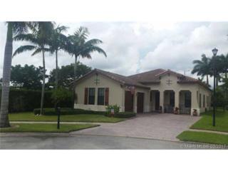 3606 NW 85 Ter, Cooper City, FL 33024 (MLS #A10243299) :: Green Realty Properties