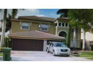 17079 SW 16th St, Pembroke Pines, FL 33027 (MLS #A10246377) :: Green Realty Properties