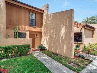 9811 NW 13th St #165, Pembroke Pines, FL 33024 (MLS #A10248293) :: Green Realty Properties