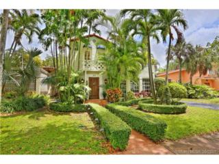 437 Perugia Ave, Coral Gables, FL 33146 (MLS #A10282249) :: The Riley Smith Group