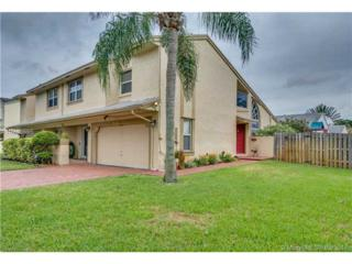 9715 SW 59 Street #9715, Cooper City, FL 33328 (MLS #A10243595) :: Green Realty Properties