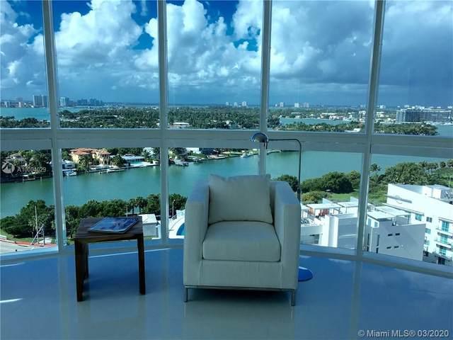 6301 Collins Ave #1805, Miami Beach, FL 33141 (MLS #A10004029) :: Patty Accorto Team
