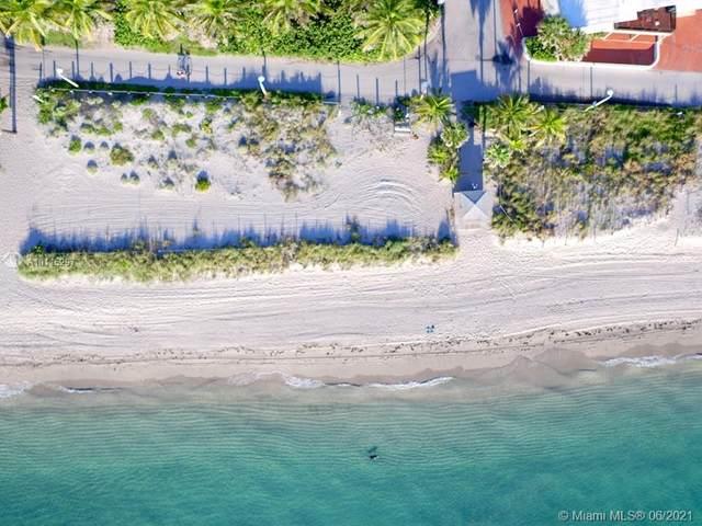 5765 N Surf Rd, Hollywood, FL 33019 (MLS #A10115297) :: Douglas Elliman