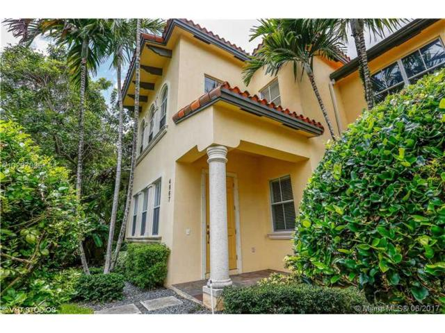 4867 Ponce De Leon Blvd A, Coral Gables, FL 33146 (MLS #A10297085) :: The Riley Smith Group