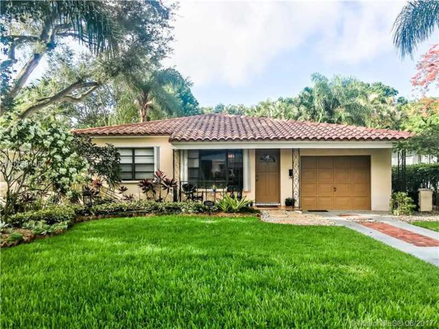 1408 Garcia Ave, Coral Gables, FL 33146 (MLS #A10298148) :: The Riley Smith Group