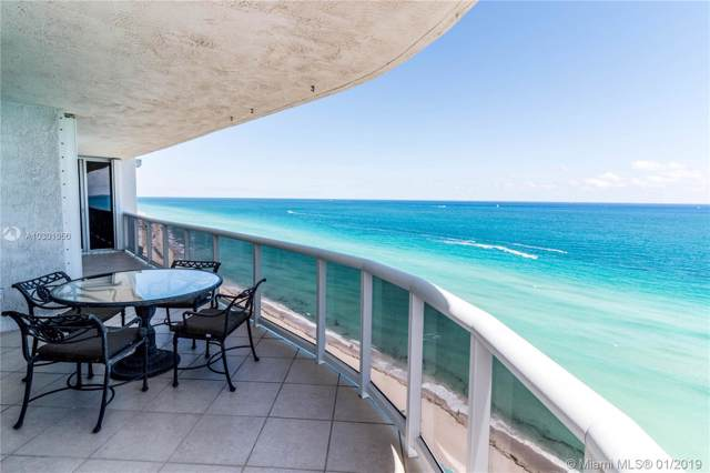 16711 Collins Ave #1907, Sunny Isles Beach, FL 33160 (MLS #A10301050) :: Ray De Leon with One Sotheby's International Realty
