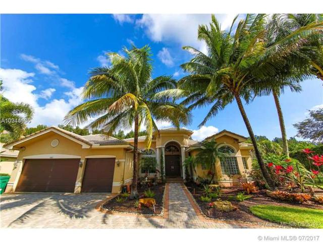 10211 Lone Star Pl, Davie, FL 33328 (MLS #A10314135) :: Green Realty Properties
