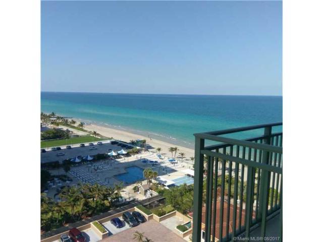 2080 S Ocean Dr #1206, Hallandale, FL 33009 (MLS #A10327430) :: RE/MAX Presidential Real Estate Group