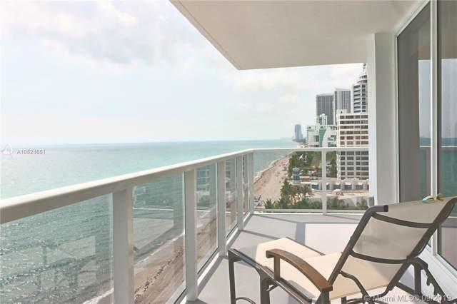 2751 S Ocean Dr 1105S, Hollywood, FL 33019 (MLS #A10524651) :: Grove Properties