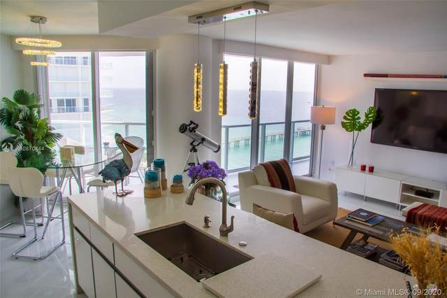 16445 Collins Ave #1525, Sunny Isles Beach, FL 33160 (MLS #A10870444) :: Berkshire Hathaway HomeServices EWM Realty