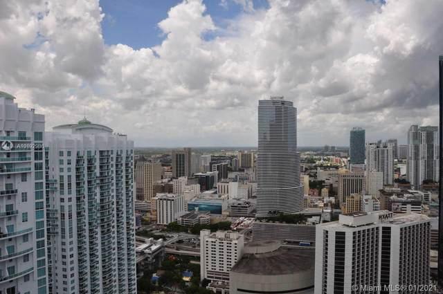 500 Brickell Ave Ph-3, Miami, FL 33131 (MLS #A10192986) :: Patty Accorto Team