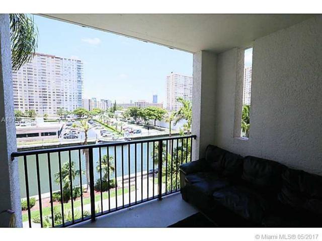 17150 N Bay Rd #2410, Sunny Isles Beach, FL 33160 (MLS #A10195363) :: Green Realty Properties