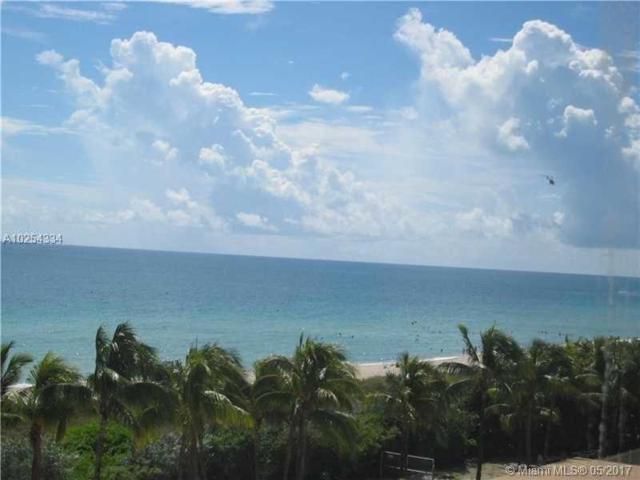 5005 Collins Av #925, Miami Beach, FL 33140 (MLS #A10254334) :: Grove Properties
