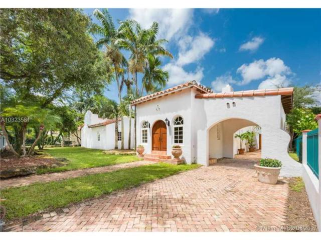 2508 Madrid St, Coral Gables, FL 33134 (MLS #A10323581) :: The Riley Smith Group
