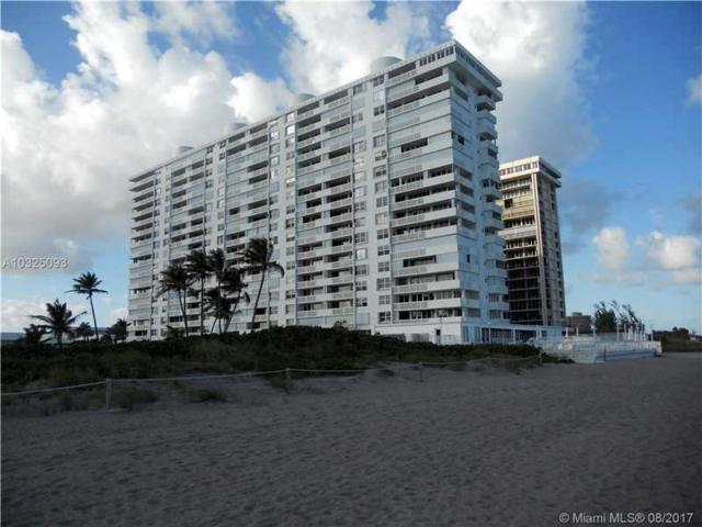 1200 S Ocean Blvd 5G, Boca Raton, FL 33432 (MLS #A10325093) :: The Teri Arbogast Team at Keller Williams Partners SW