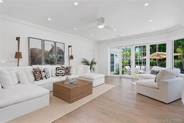 2575 Pine Tree Dr, Miami Beach, FL 33140 (MLS #A10715899) :: Laurie Finkelstein Reader Team