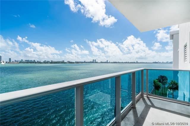 7501 E Treasure Dr 8EF, North Bay Village, FL 33141 (MLS #A10784961) :: Green Realty Properties