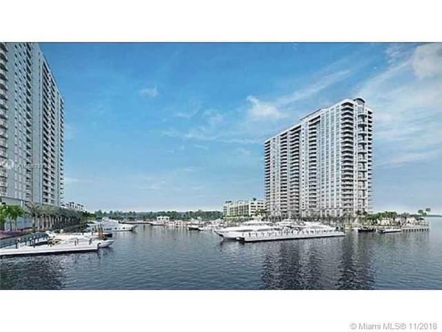 17301 Biscayne Blvd 807 N, North Miami Beach, FL 33160 (MLS #A10087572) :: The Teri Arbogast Team at Keller Williams Partners SW