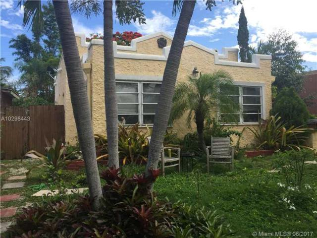1640 Funston St, Hollywood, FL 33020 (MLS #A10298443) :: Green Realty Properties